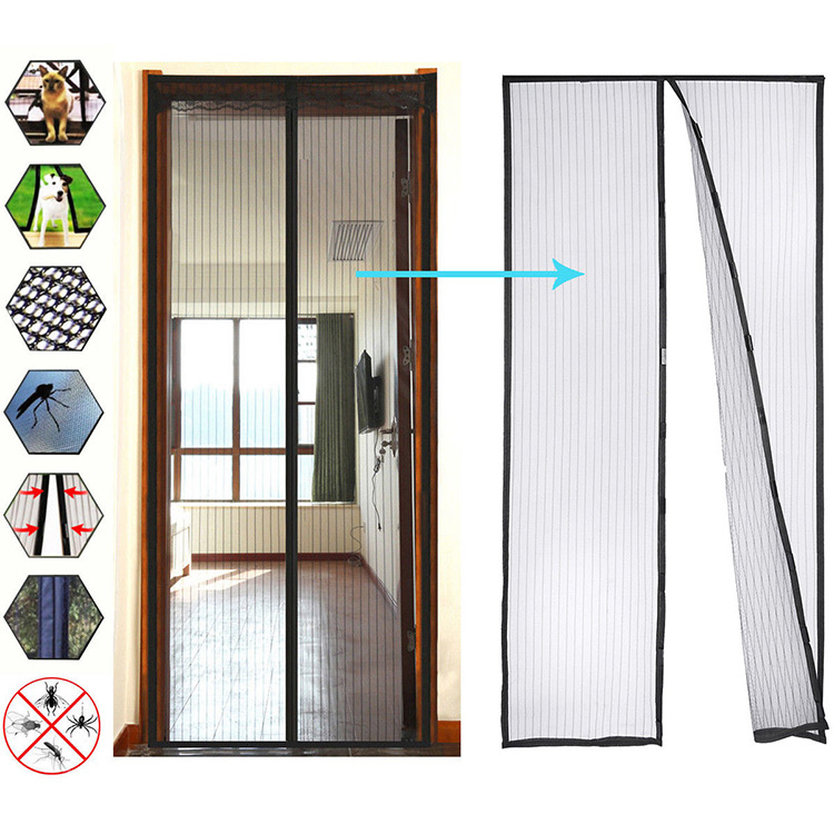 Magnets-Magic-Mesh-Screen-Net-Door-Mesh-Anti